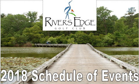 Rivers Edge 2018 Schedule of Events
