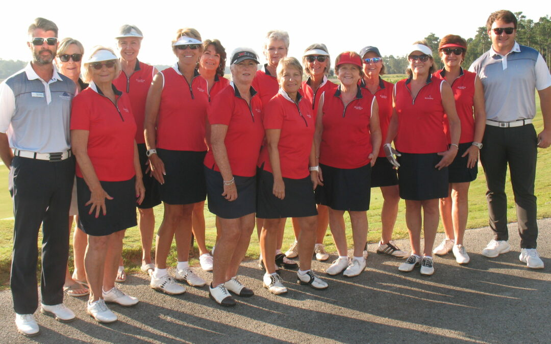 Rivers Edge Hosts the Brunswick County Ladybirds Tournament