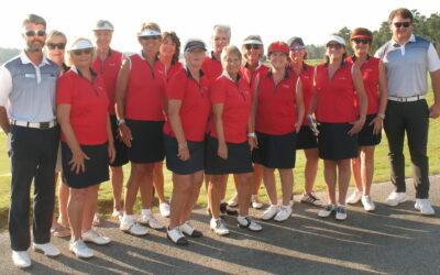 Rivers Edge Hosts the Brunswick County Ladybirds Tournament