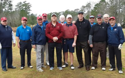 REVA and REGC Host Foursomes for Heroes Golf Outing
