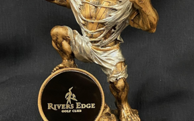 AND the Rivers Edge IRONMAN Award goes to : LARRY SHAPIRO