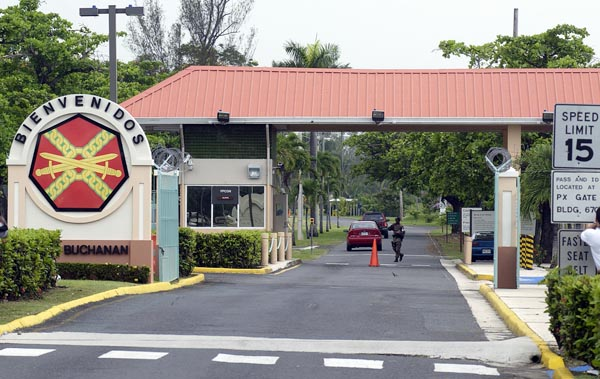 Remediation: Active Military Base in Puerto Rico