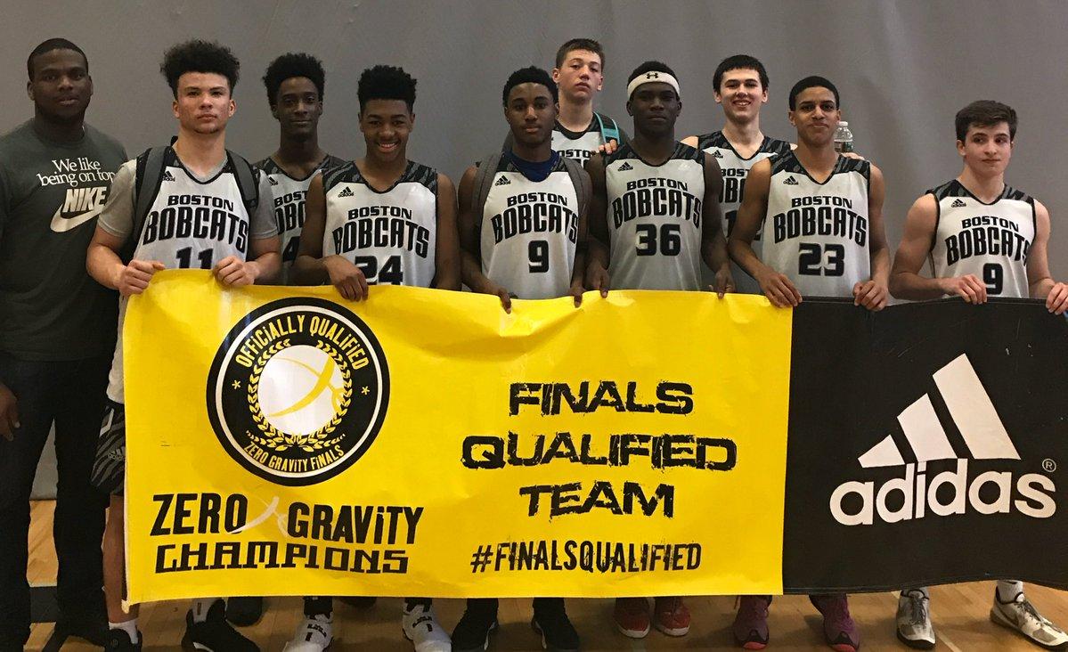 Boston Bobcats:10th Grade Wins ZG Tournament of Champions