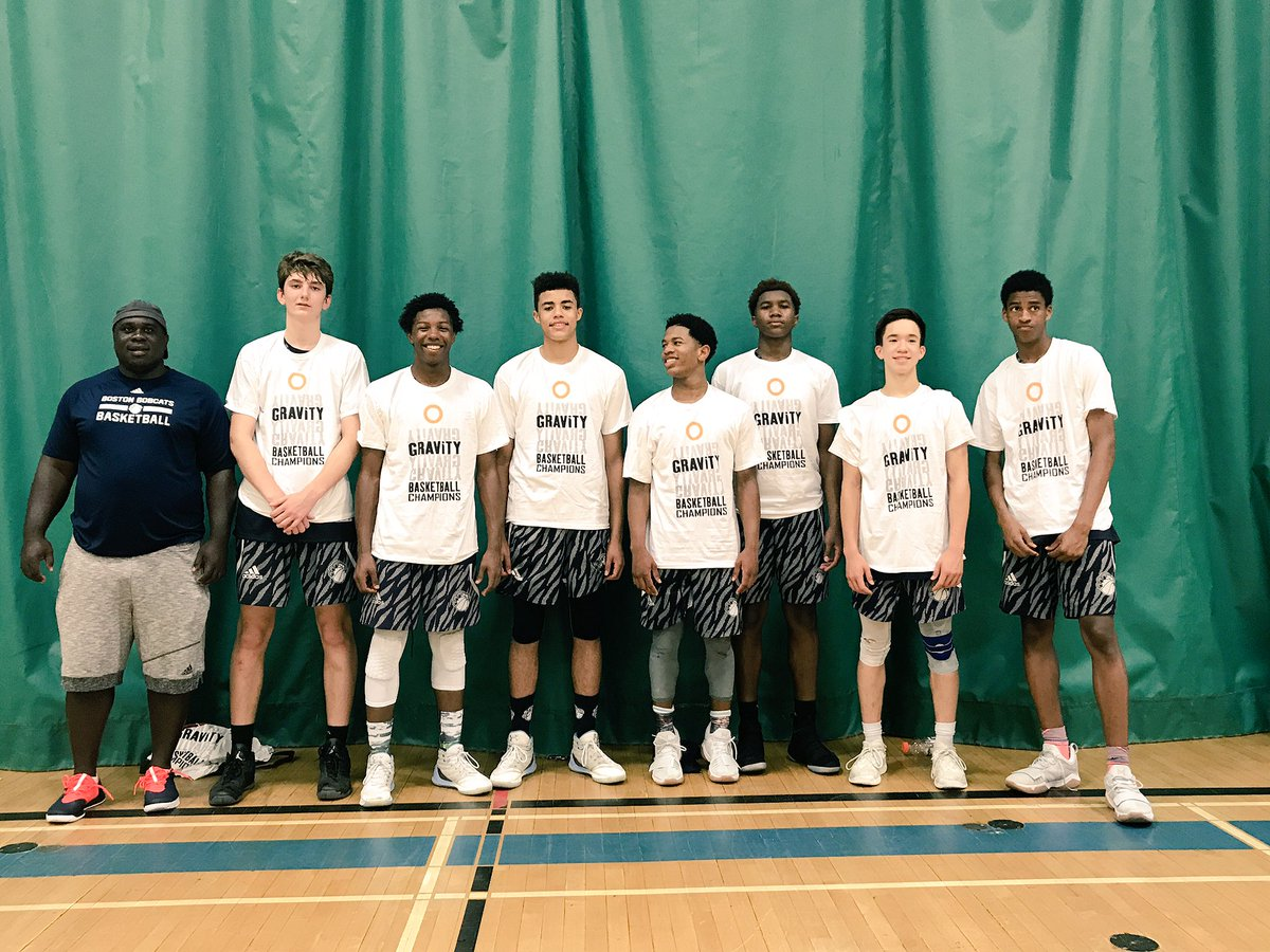 Boston Bobcats: 15U Catz Win Montreal Big Time Challenge