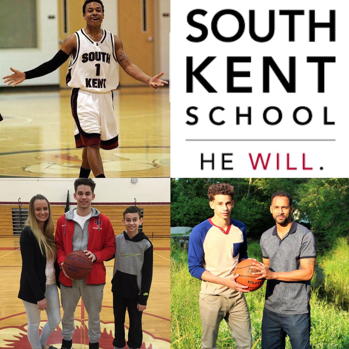 Doug Alves Commits to the South Kent School