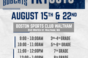 Boston Bobcats: 2020 Fall Tryouts