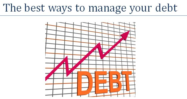 What are the best ways to manage your debt in GTA?