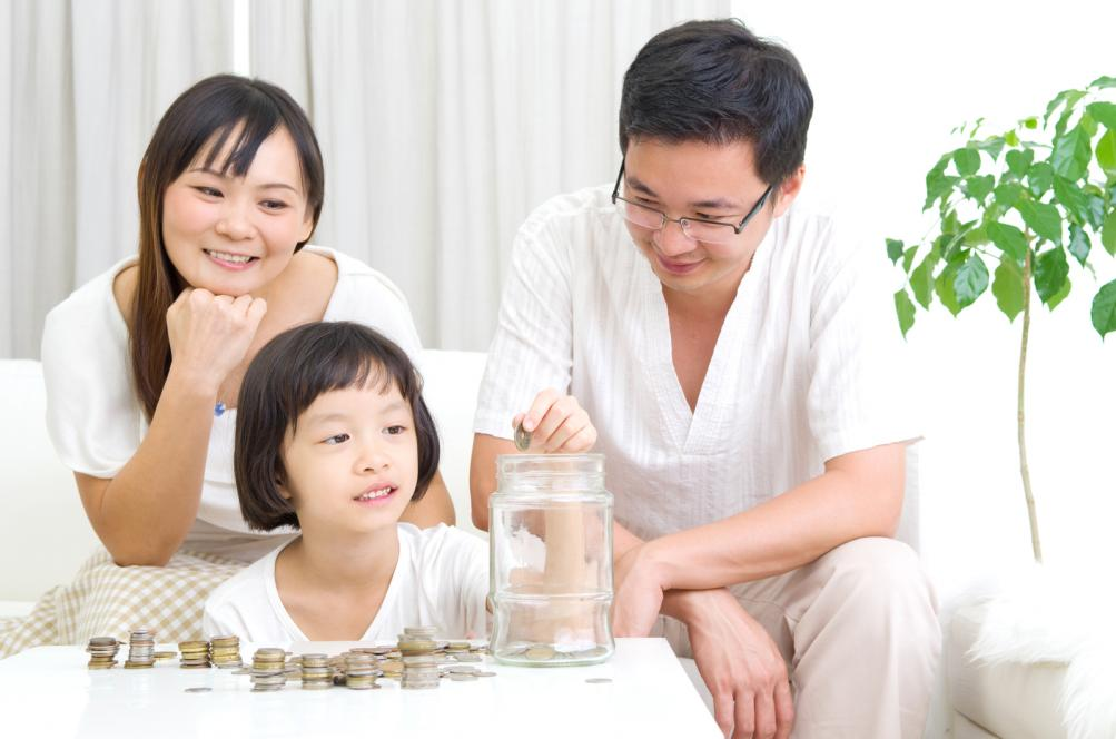 Teach Your Kids Financial Responsibility