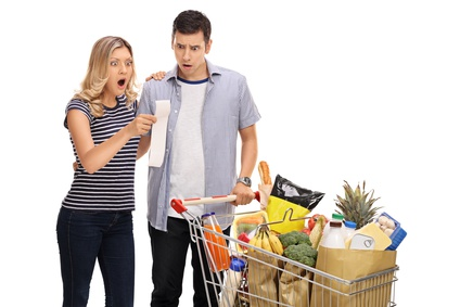 CUTTING YOUR GROCERY BILL A MATTER OF WATCHING YOUR WASTE