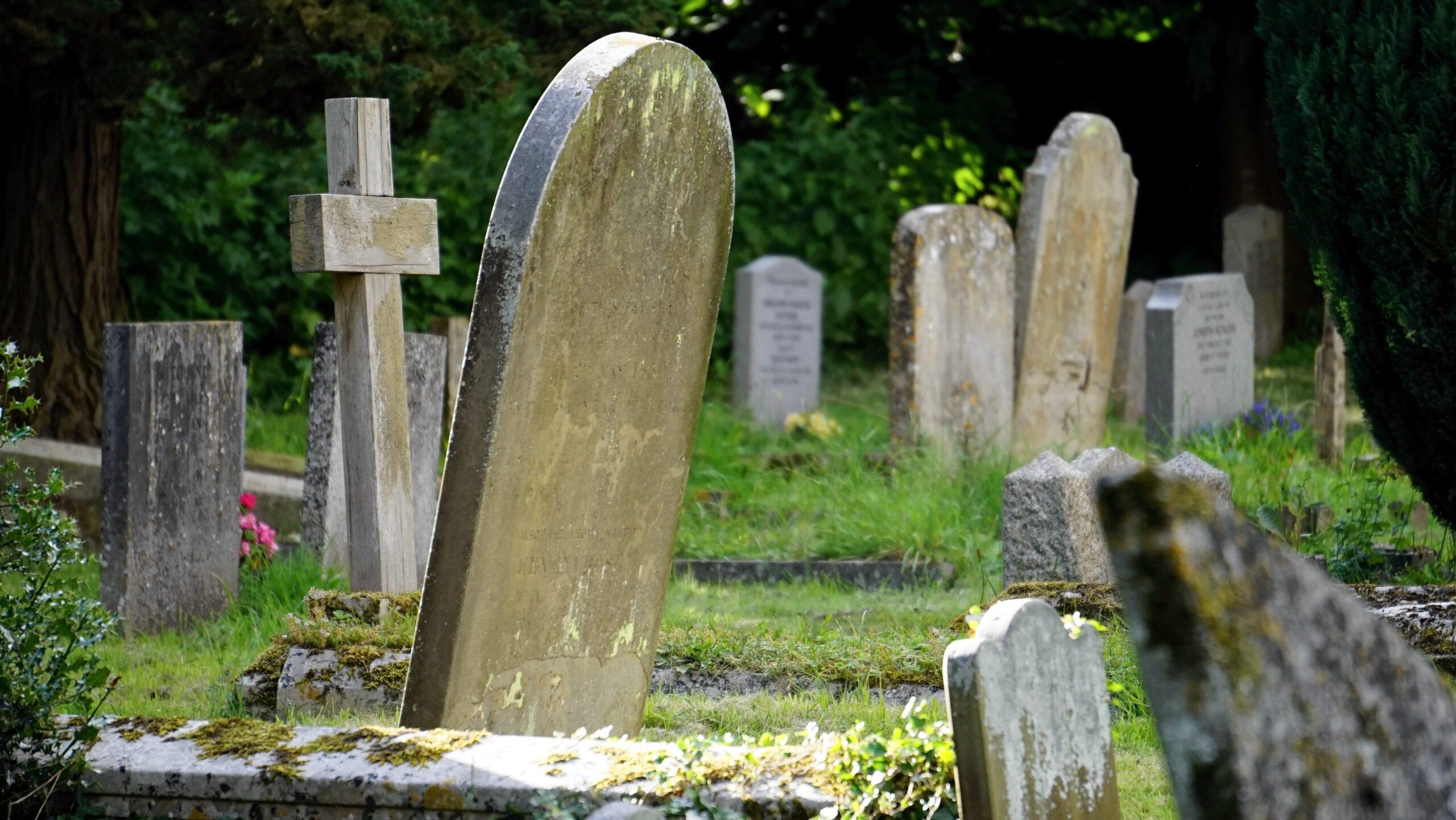 Death and Debts Ontario