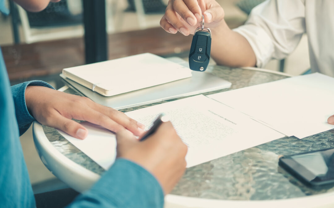What Happens to a Financed or Leased Car in Bankruptcy?