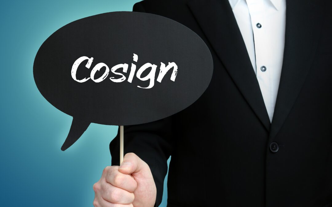 Beware Of Co-Signing Loans For Members Of Your Family