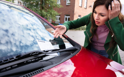 Parking Tickets And Your Credit Report