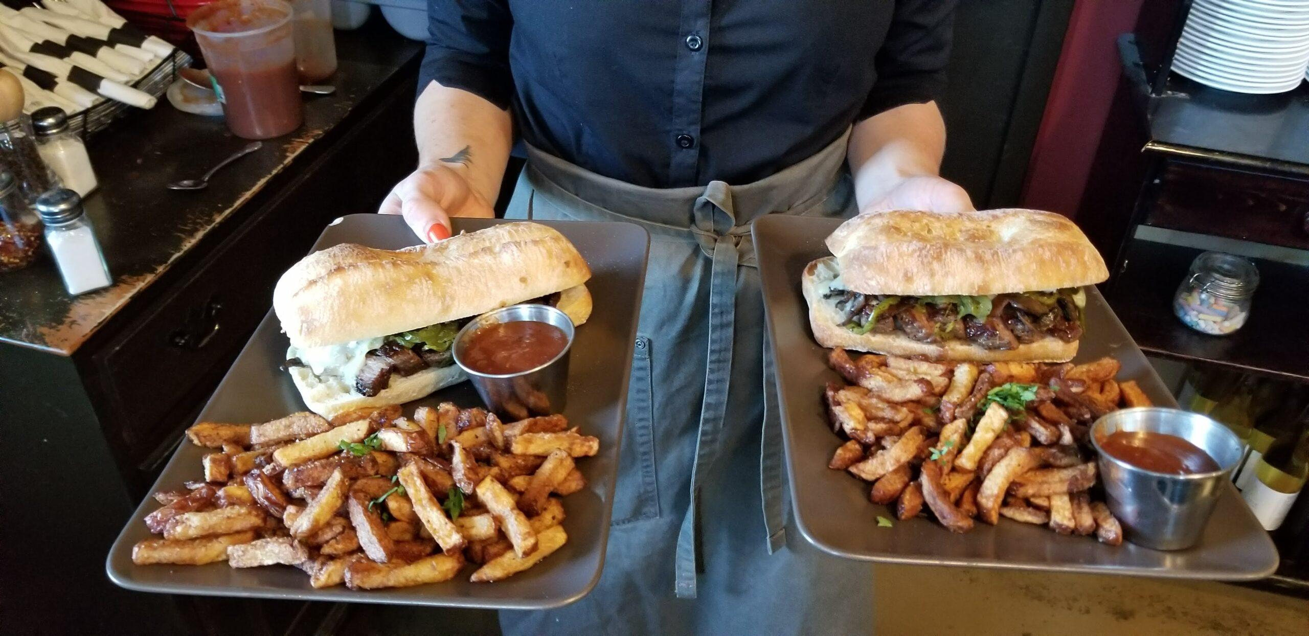 Philly Steak Sandwich