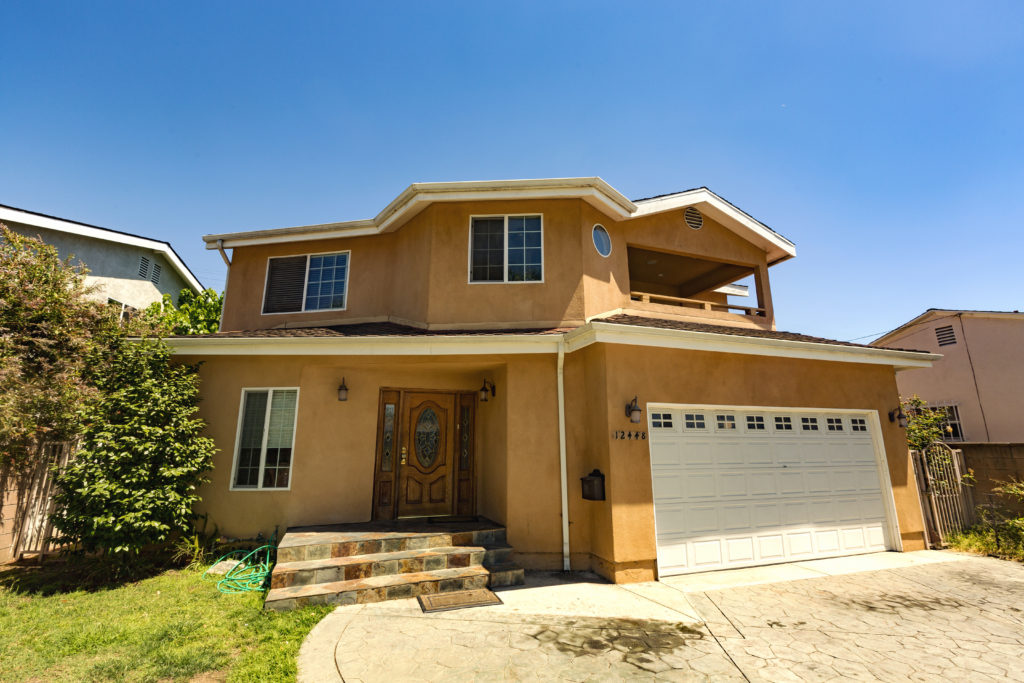 halfway house california