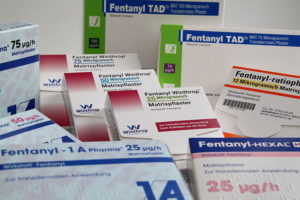 How do fentanyl patches work