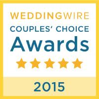 Wedding Wire Bride's Choice Awards 2015