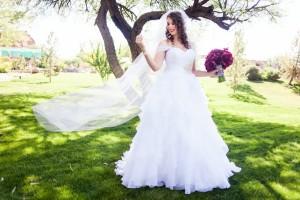 allure plus size wedding dress