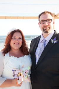 plus size chiffon wedding dress