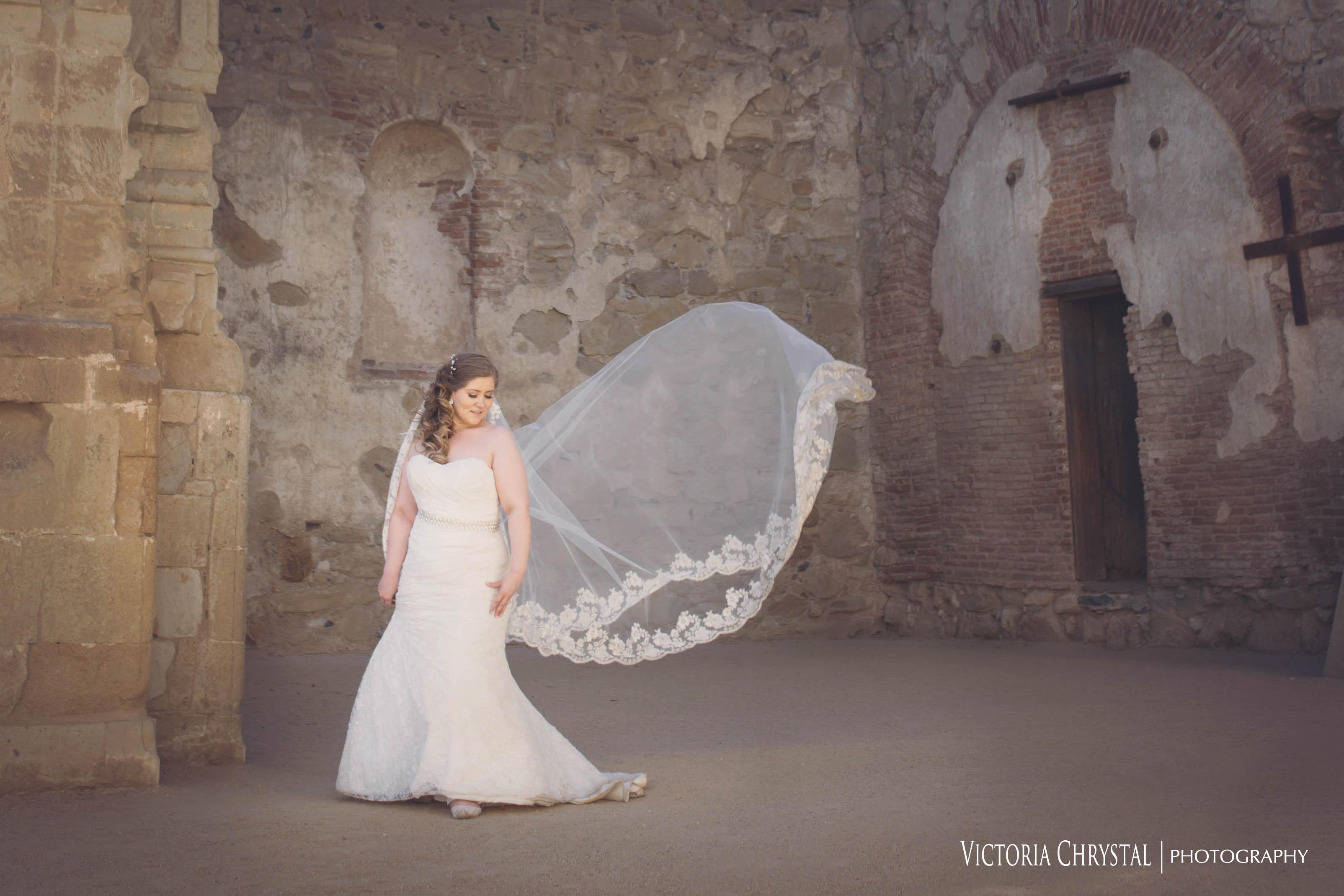 plus size lace trumpet wedding dress