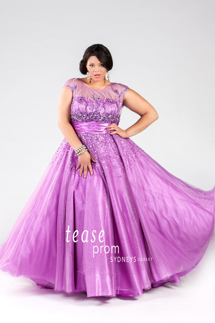 Plus Size Prom Dresses Are In!