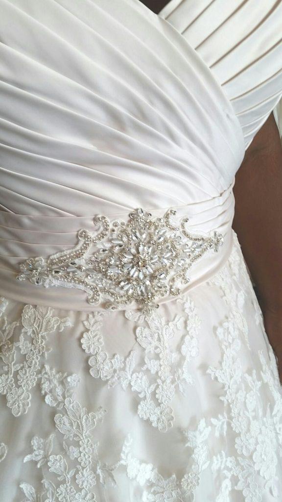 allure bridals w351