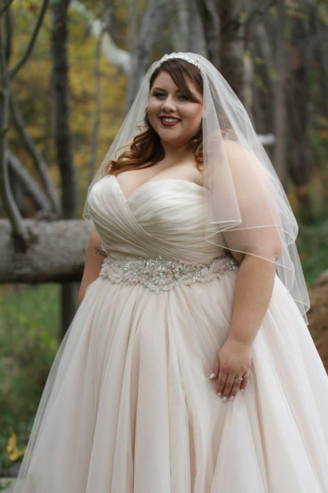 real bride allure 2607