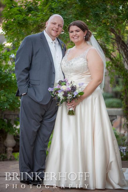 v neck plus size wedding dress