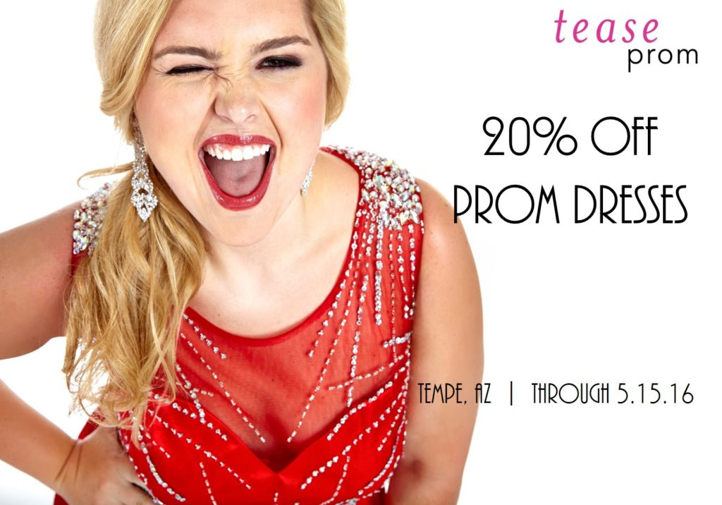 Plus Size Prom Dress Sale!
