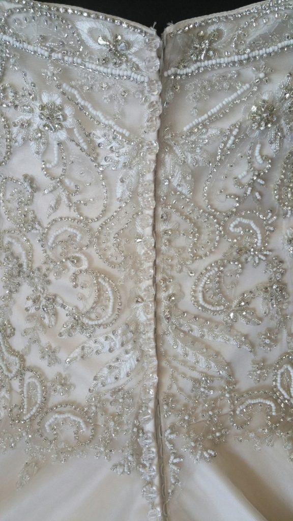 dropped waist sparkle ballgown 3