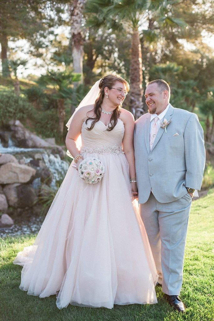 penny champagne plus size wedding gown