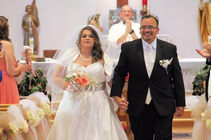 rosa plus size satin wedding dress
