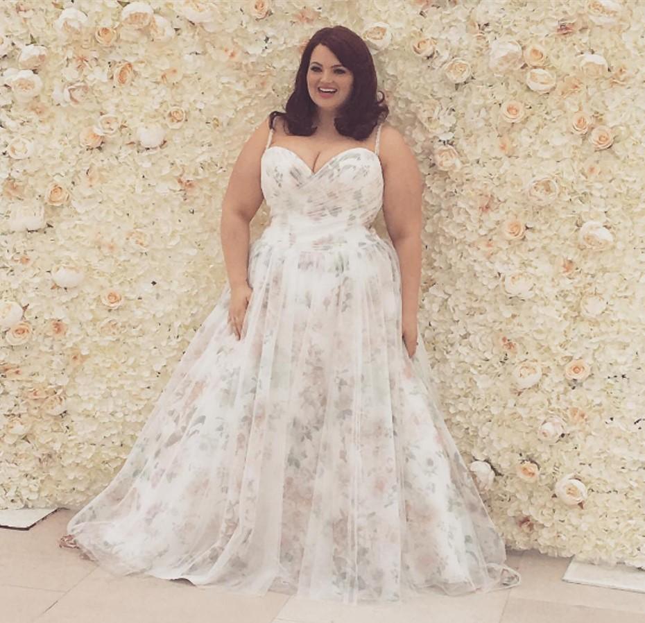 Callista Bridal Plus Size Wedding Dress Trunk Show