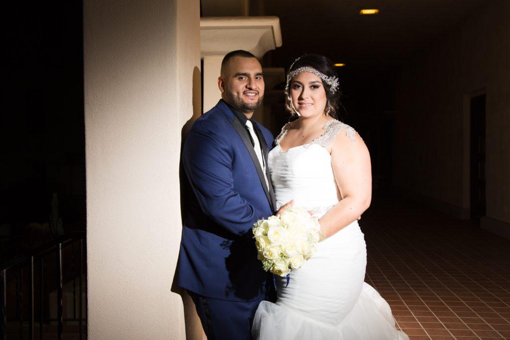 Suzette's Indoor Church Wedding in Tucson