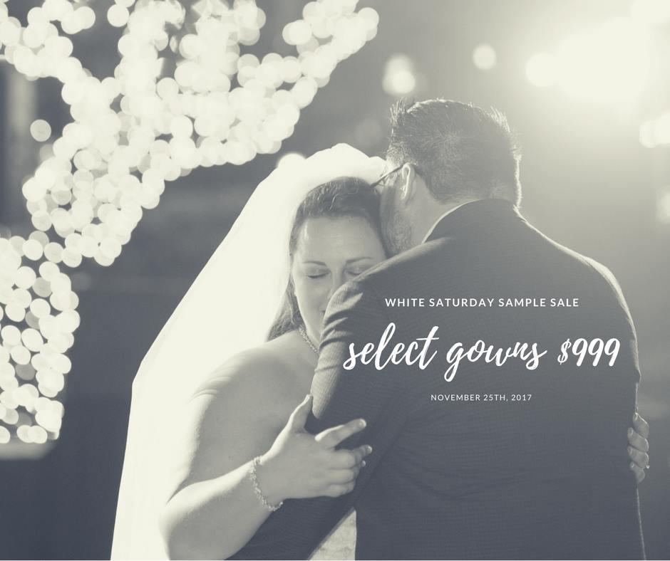 Plus Size Wedding Dress Under $1000 – The Sample Sale