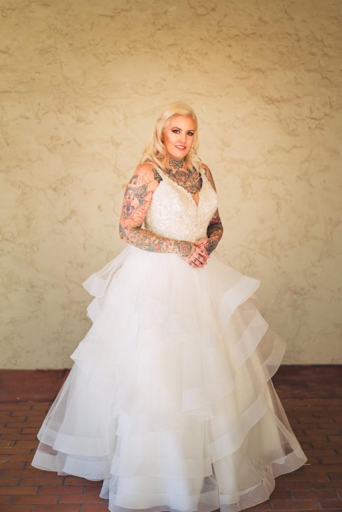 plus size designer wedding dress Phoenix Arizona