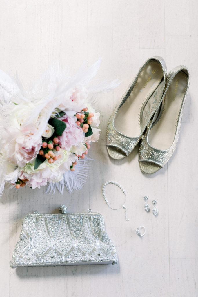 vintage wedding accessories beaded purse