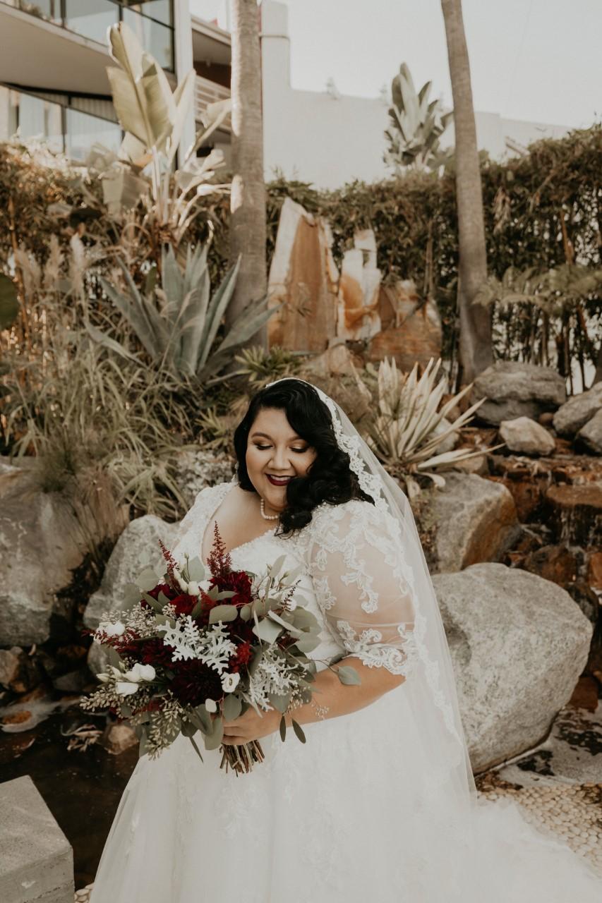 Desiree's Nuptials at the Hotel Maya in Long Beach, California