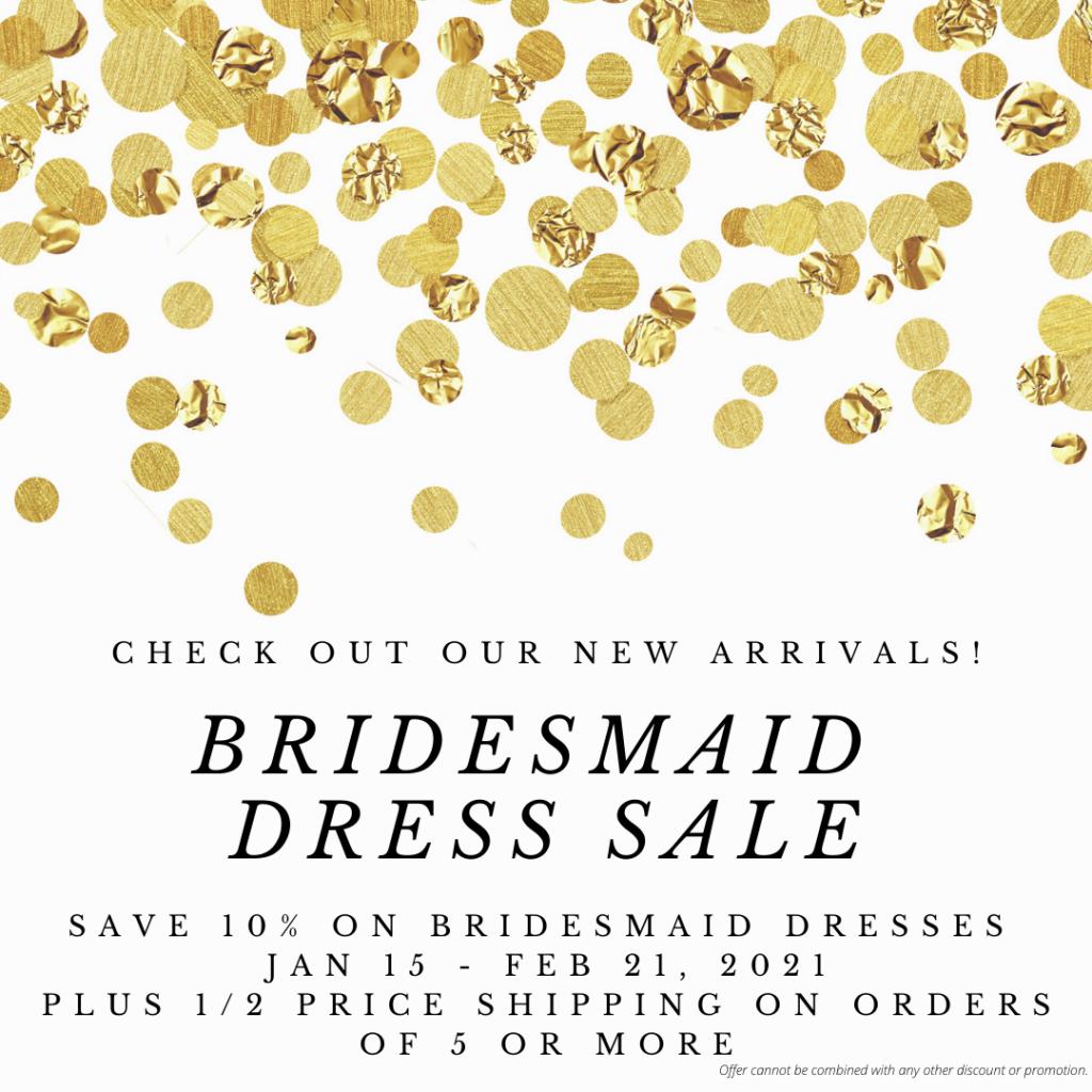 Bridesmaids dress sale all bridesmaids dresses