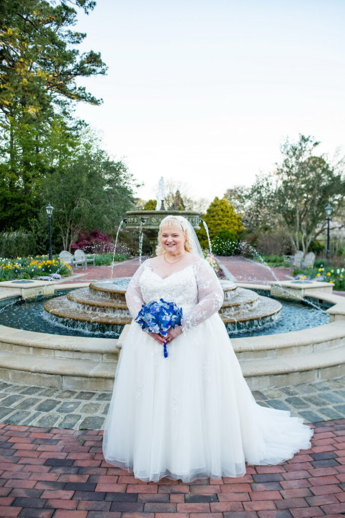 custom long sleeve plus size wedding dress