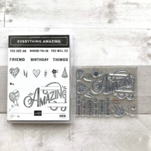 retired everything amazing stamp set for sale