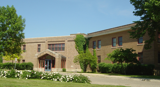 Goodhue County Historical Society Building