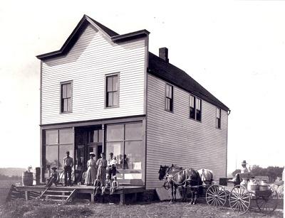 Goohue County History
