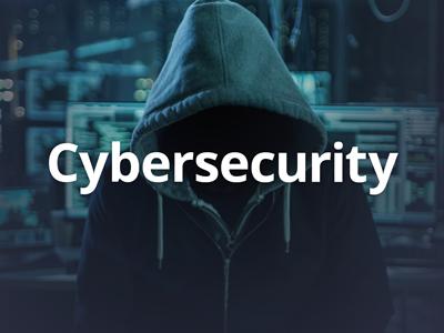 A hacker figure hides in a dark hoodie.
