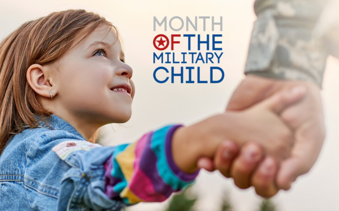 Month of the Military Child 2020