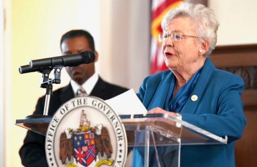 Governor Ivey Issues Stay at Home Order