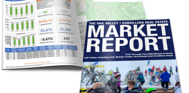 VAIL VALLEY/CORDILLERA REAL ESTATE MARKET REPORT FEBRUARY  2020