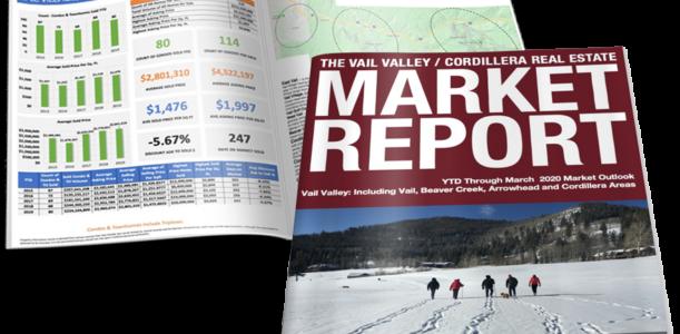 VAIL VALLEY/CORDILLERA REAL ESTATE MARKET REPORT MARCH 2020