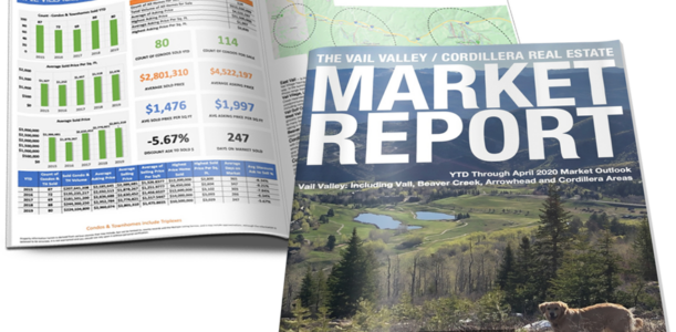 VAIL VALLEY/CORDILLERA REAL ESTATE MARKET REPORT April 2020