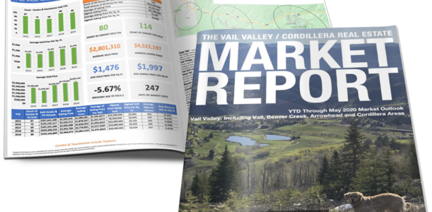 VAIL VALLEY/CORDILLERA REAL ESTATE MARKET REPORT May 2020